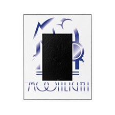 MJO LOGO for black Picture Frame