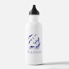 MJO LOGO for black Water Bottle