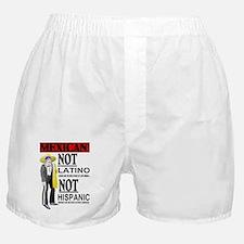 NOT LATINO Boxer Shorts