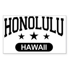 honoluludark Decal