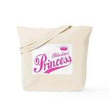 Pakistani Princess Tote Bag