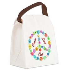 art Canvas Lunch Bag