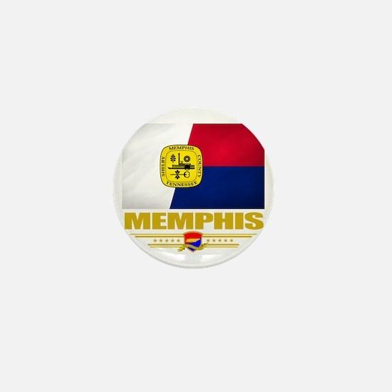 Memphis (Flag 10) Mini Button