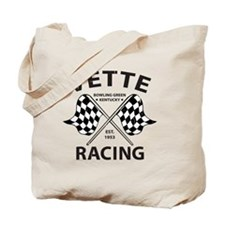 Racing Vette Tote Bag