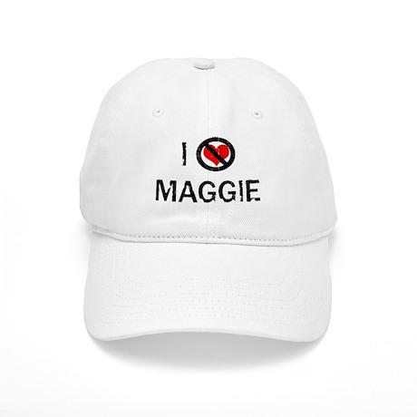 I Hate MAGGIE Cap