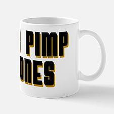 Big Pimp Jones Logo Mug