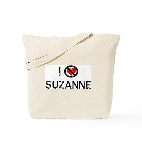 I Hate SUZANNE Tote Bag