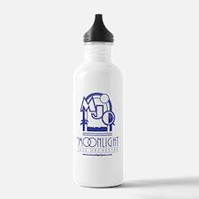 MJO LOGO for white - t Water Bottle