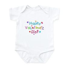 Happy 'Valntime's' Day Infant Bodysuit