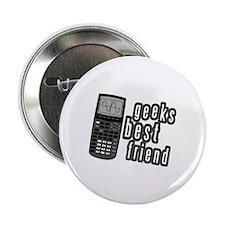 """Geeks Best Friend 2.25"""" Button (10 pack)"""