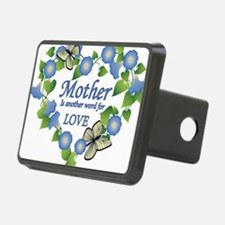 Mothers Love  Heart Hitch Cover