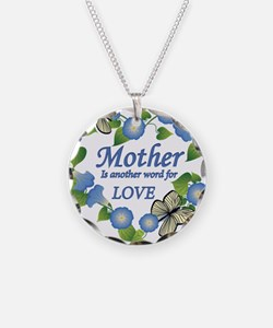 Mothers Love  Heart Necklace