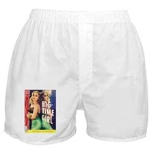Big-Time Girl  sexy pulp cover Boxer Shorts