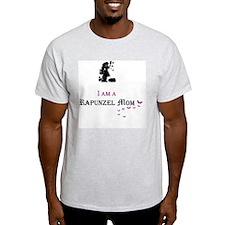 I Am a Rapunzel Mom T-Shirt