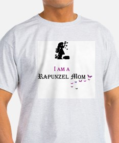 I Am a Rapunzel Mom T-Shirt