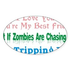 tripping you Decal