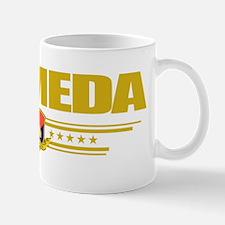Alameda (Flag 10) pocket Mug