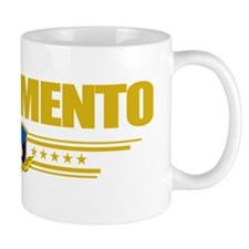 Sacramento (Flag 10) pocket Mug