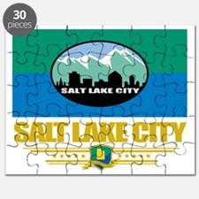 Salt Lake City (Flag 10) Puzzle