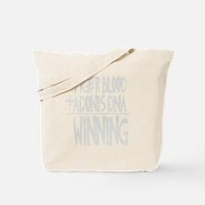 tiger blood adonis dna winningDARK Tote Bag