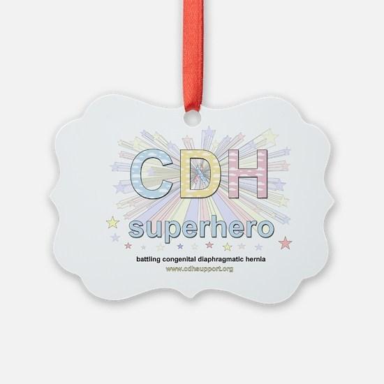 cdhsuperheroe Ornament