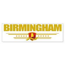 Birmingham (Flag 10) pocket Bumper Sticker