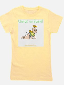 cherubonboard4 Girl's Tee