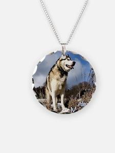 AlaskanMalamute Necklace