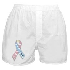 cdhribbon2 Boxer Shorts