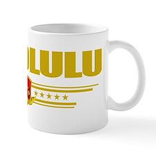 Honolulu (Flag 10) pocket Mug