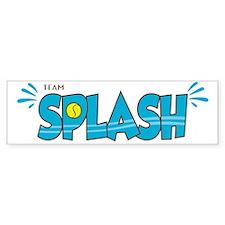 SPLASH[1] copy copy Bumper Sticker