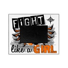 Fight Like A Girl Multiple Sclerosis Picture Frame