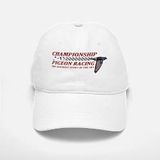 PIGEON RACING Baseball Baseball Cap