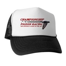PIGEON_sticker Hat