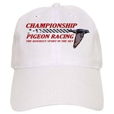 PIGEON OVAL Baseball Cap