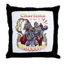 Zero Charismafinal copy Throw Pillow