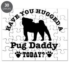 hugged_pug_daddy Puzzle