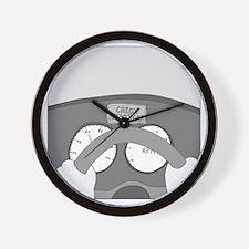 Check Pancreas - no text Wall Clock