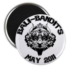 BALI BANDITS Magnet