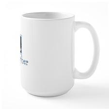 Sonographer blue 2 Mug
