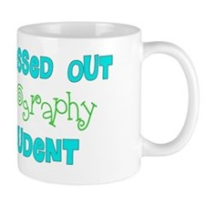 Stressed out Sonography Student Small Mug