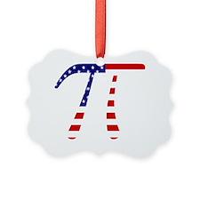 american pi Ornament
