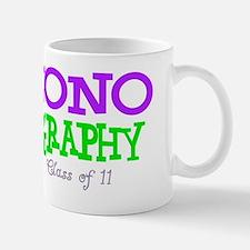 sonography student PURPLE Mug