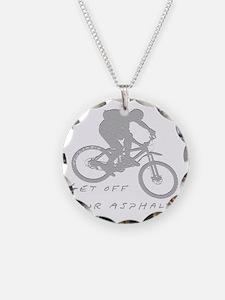10x10_mtb_asphalt Necklace