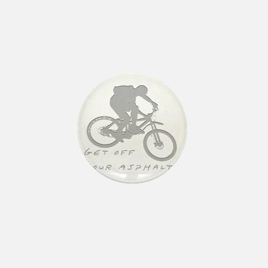 10x10_mtb_asphalt Mini Button