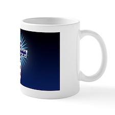 AmericanFlagCross  Mug