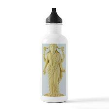 Ivory_TriDevi_goddess_ Water Bottle