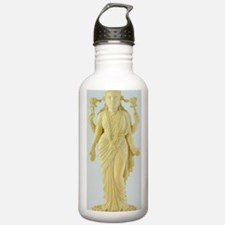 Ivory_TriDevi_goddess_ Water Bottle