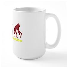 Teaparty Evolution-1 Mug