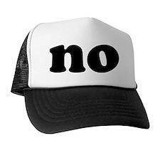 noblack Trucker Hat
